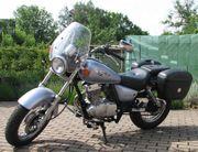 Motorrad Suzuki Marauder GZ 125