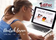 Lerne Deutsch B1 online