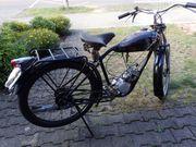 Miele Motorrad Sachs Motor fahrbereit