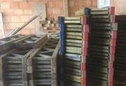 Holz Fachwerkträger
