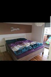 Doppelbett 180x200 Bett mit Lattenrost