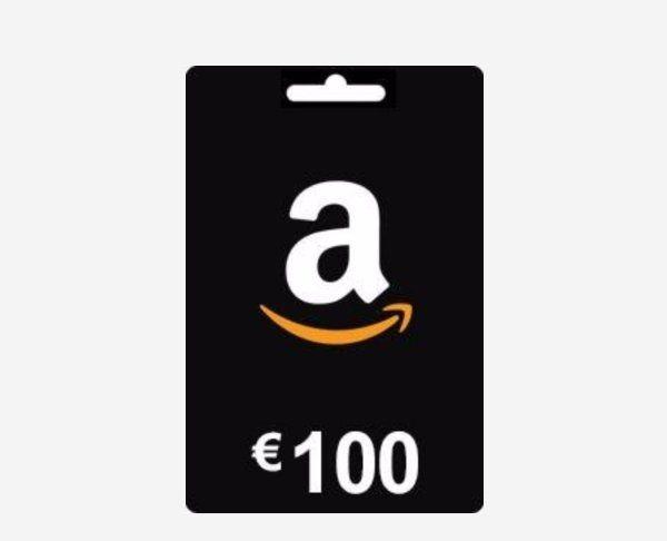 Amazon Gutschein Wert 100 EUR