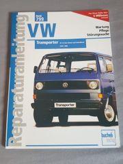 VW Transporter T3 Bus Reparaturanleitung