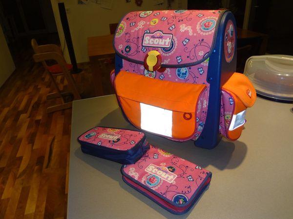 Scout Schultaschen Set