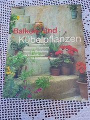 Neuwertiges modernes Gartenbuch Balkon- u