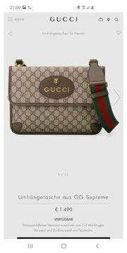 Gucci Umhängetasche GG Supreme unisex