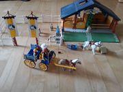 Playmobil Reiterhof 3120 und eine