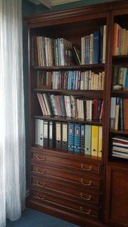 Selva Bücherregal Wohnwand Schrankwand
