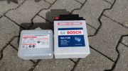 Motorradbatterie Akku Bosch M4 F