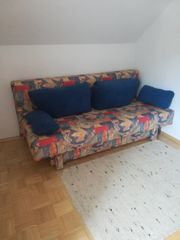 Auszieh Couch Schlaf Sofa