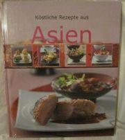 Köstliche Rezepte aus Asien dem