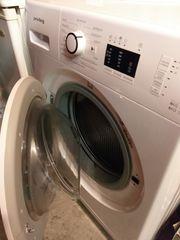 Waschmaschine mit integrierte Trockner