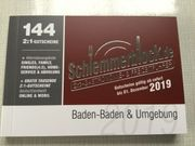 Schlemmerblock 2019 Baden-Baden