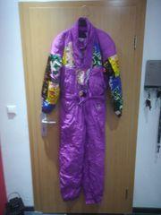 Damen Ski-Anzug Overall Gr 42