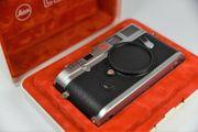 Leica M6 35mm Silber 10414