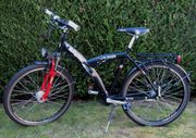 Jugend-Fahrrad - 26 Zoll - Alu-Rahmen 50 cm