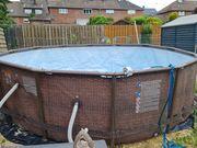Bestway pool 366x77