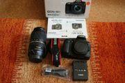 Canon EOS 80d 24mp mit
