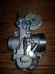 Mikuni T40 TM Flachschiebervergaser XT