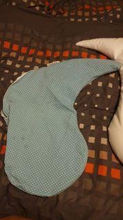 Kindermatratze 90x40 und Stillmond mit