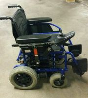 Elektro-Rollstuhl Meyra