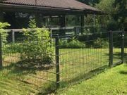 Gartentor Doppelstabmatten Gartentüre Gartentor Zauntor