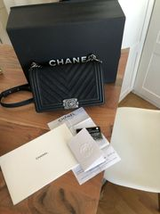 Chanel Tasche Original Boy Bag