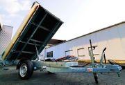 Rückwärtskipper Heck-Kipper 1500kg 2 6x1
