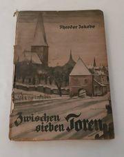 Buch Zwischen 7 Toren Theodor