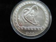 Mexiko 100 Pesos Adlerkrieger 1992