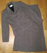 2-Teiler Damen Kostüm Anzug Jacke