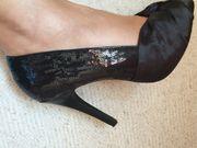 Damenschuhe Schuhe Pumps Peeptoes Gr