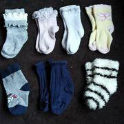 Socken-Set für die Größe 74-80