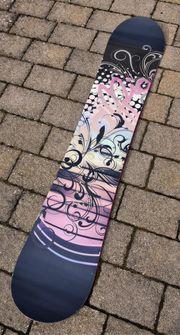 Maffia Snowboard 142cm Camber Shape