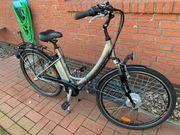 Prophete City E-Bike nur 1050km