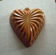 Herzbackform