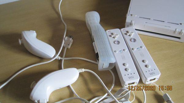 Wii Fit plus Console Spiel