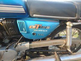 Suzuki GT 125: Kleinanzeigen aus Debica - Rubrik Suzuki bis 500 ccm
