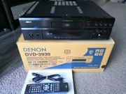Denon DVD-3930 SACD Player Reference