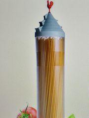 Spaghetti-Aufbewahrung
