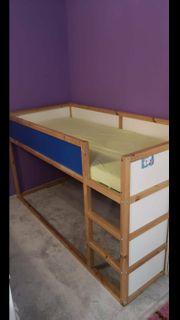 Kinderhochbett zu verkaufen incl Lattenrost