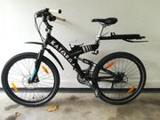 MTB KATARGA Comp Force Fully