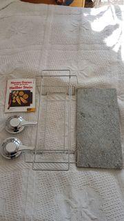 Heißer Stein Grill-Steinplatte
