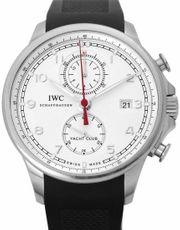 IWC Portugieser Chronograph IW390211 Stahl