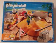 Playmobil 4138 Baustelle Kompaktset