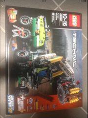 Lego Technik 42080 Forstmaschine Original