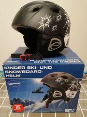 Kinder Ski - und Snowboardhelm