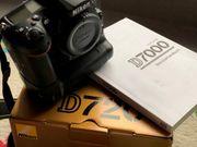 Nikon D7200 Spiegelreflex