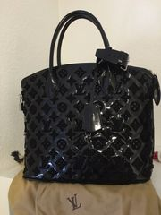 Louis Vuitton Lockit Monogram Bouclet