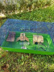 Toller Hamsterkäfig Kleintierkäfig65 cm x